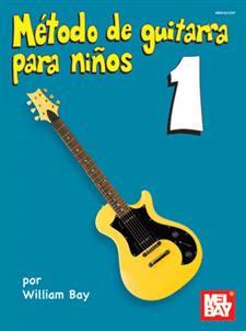 Método de guitarra infantil