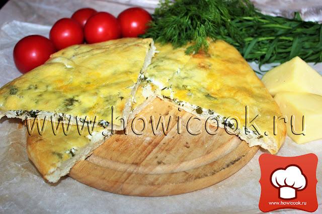 рецепт настоящего хачапури с фото