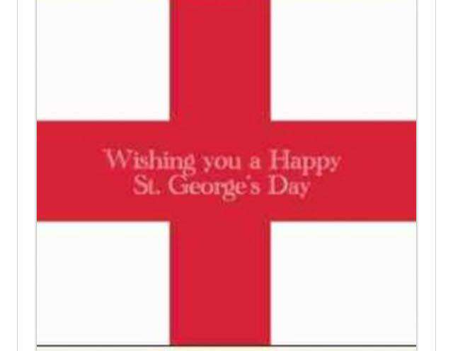 St. George's Day Wishes for Whatsapp