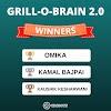 GRILL-O-BRAIN 2.0 RESULTS