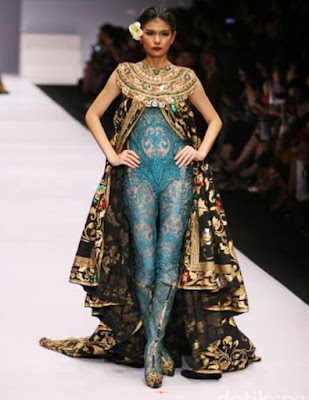 Busana Kebaya Modern Trend 2017 Anne Avantie