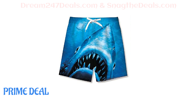 50% OFF  Teens Boys Swim Trunks