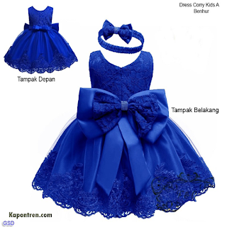 Gaun Dress Anak Terlaris