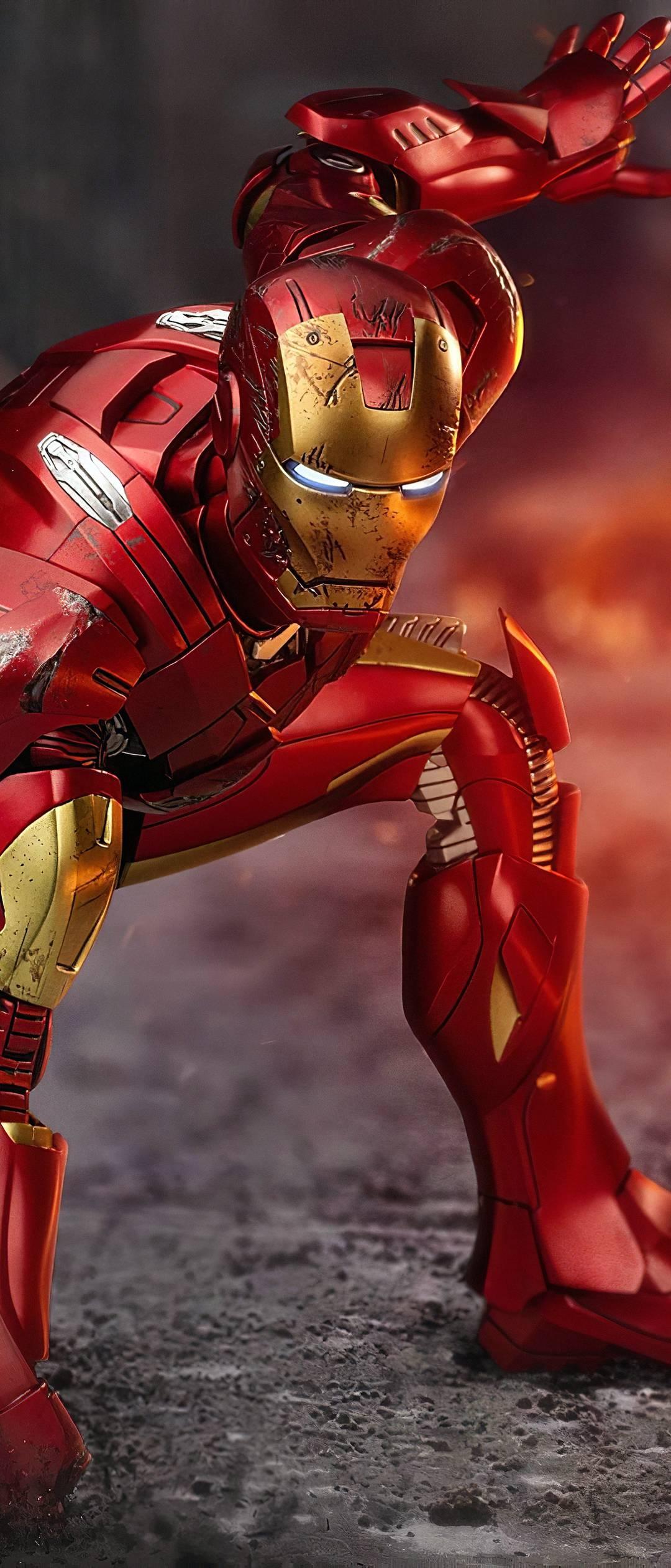 Iron man wallpaper - HD Mobile Walls