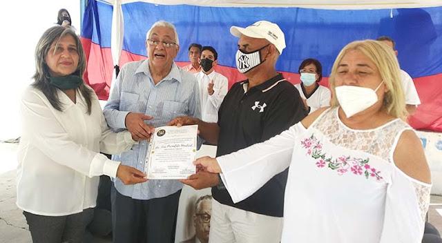 AD-TORRES CELEBRÓ LOS 80 ANIVERSARIO DE FUNDACIÓN DEL PARTIDO BLANCO