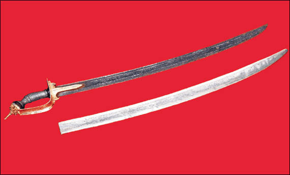Senjata tradisional Aceh peudeung