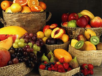 Фрукты и ягоды от А до Я