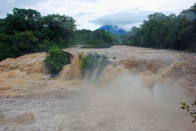 Cascate Tad Hang in Laos
