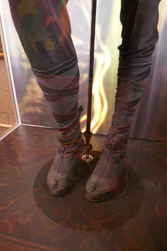 Shang-Chi Ten Rings Xialing costume boots