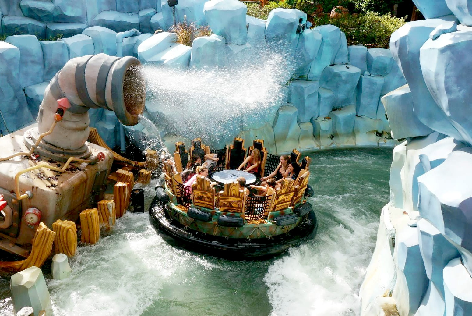 Best Water Rides In Orlando Florida