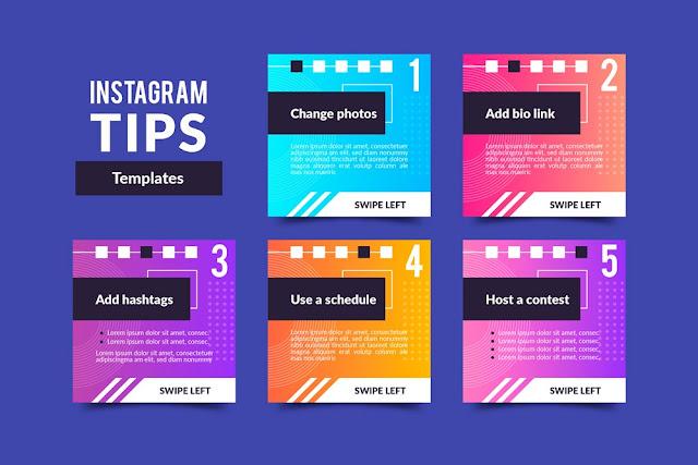 strategi microblog di instagram