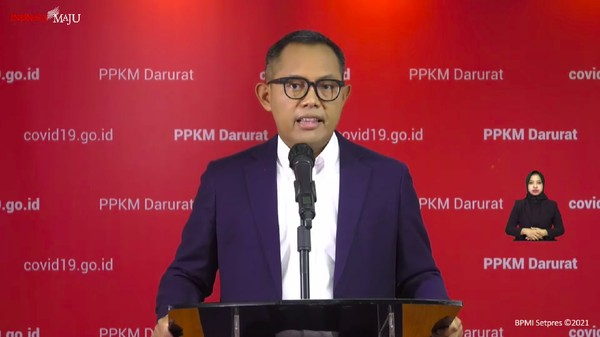 PD Ungkit Megawati Kerahkan Demo PDIP ke SBY, Jubir Luhut: Drama Banget Sih!