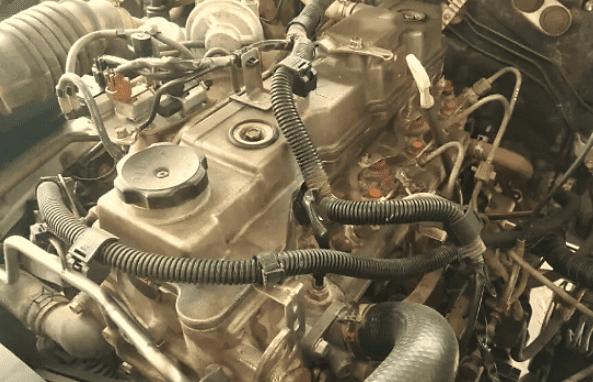 cara menaikkan tenaga mesin diesel