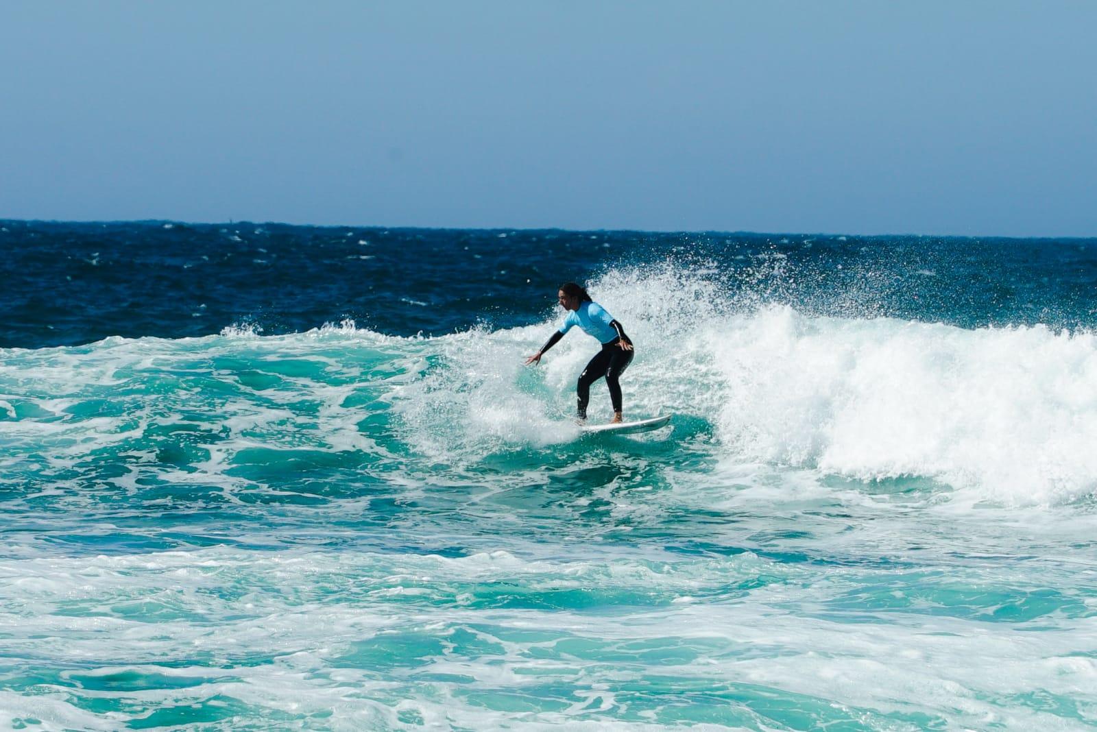 Proyecto de excelencia de surf