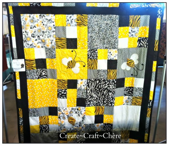 Talented Teens Quilt - Post 2  Finish Your Crafts