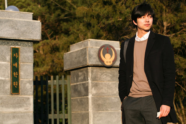 Sinopsis Silenced : Gong Yoo sebagai guru seni