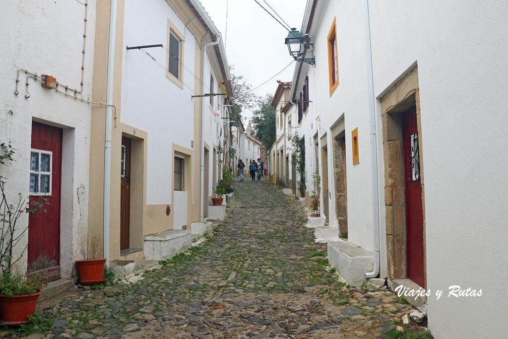 Rua Direita de Castelo de Vide