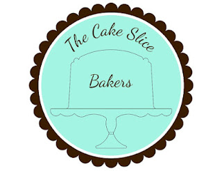 Cake slice bakers logo
