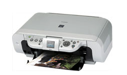 Canon Pixma MP460 Printer Driver WIndows, Mac