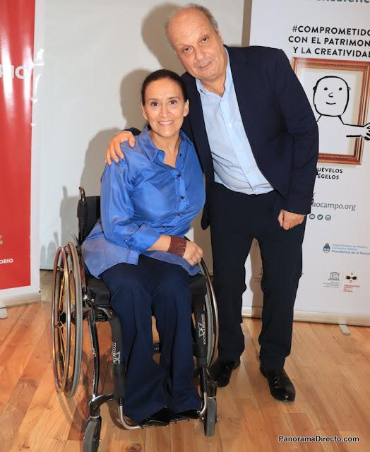 """Hernán Lombardi presentó el concurso """"Mi oficio. Mi historia"""" en el CCK"""