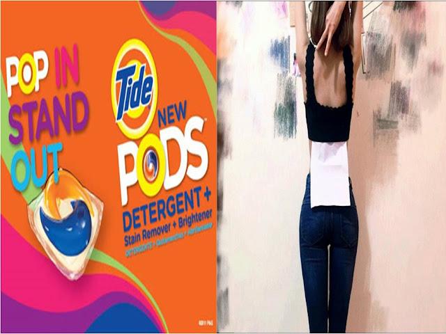 Tantangan Konyol Remaja Zaman Now : Tide Pod Challenge dan challenge A4