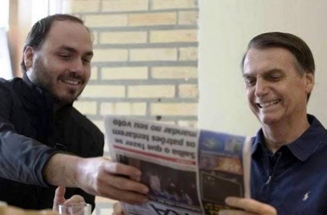 Carlos Bolsonaro completa seu 38º aniversário (38, uma boa idéia)!
