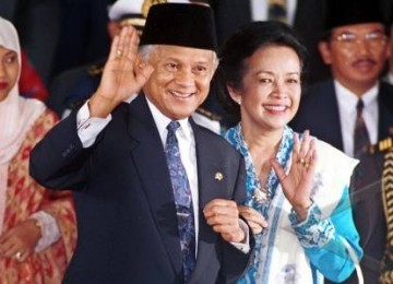 HABIBIE DAN AINUN: THE ETERNAL LOVE