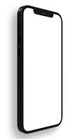 apple iphone 12  mockup transparent  image