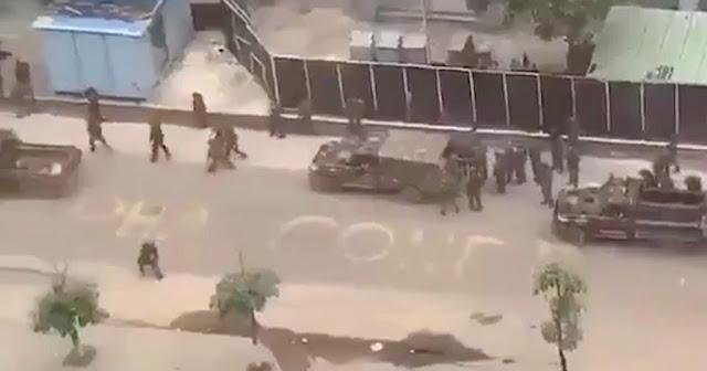 Pasukan Khusus Kepung Istana Kepresidenan, Kudeta Terjadi di Guinea