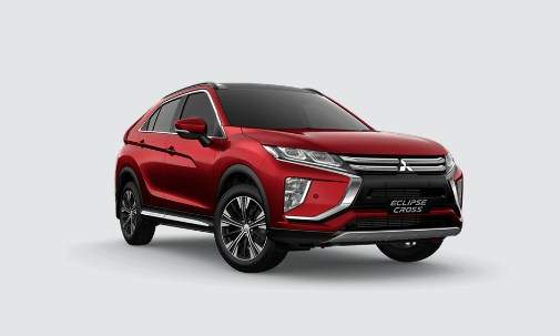 Mitsibishi Eclipse Cross Merah