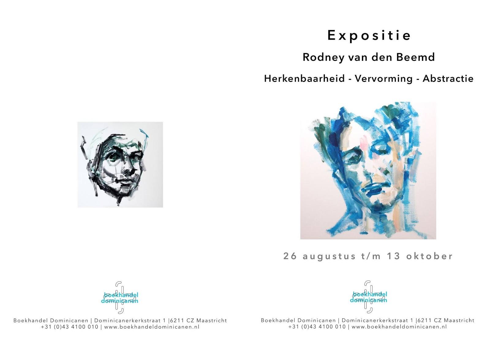 Exhibition Bookshop Dominicanen Rodney van den Beemd