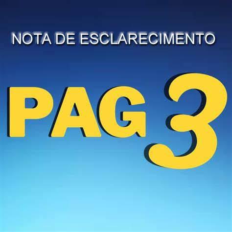 """EMPRESA """"PAG 3"""" EMITE NOTA SOBRE OS CASOS DE COVID-19 COM FUNCIONÁRIAS"""