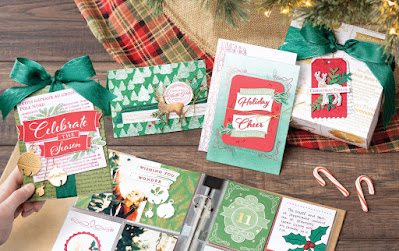 Stampin' Up! Wonder of the Season Memories & More Cards ~ August-December 2020 Stampin' Up! Mini Catalog #stampinup
