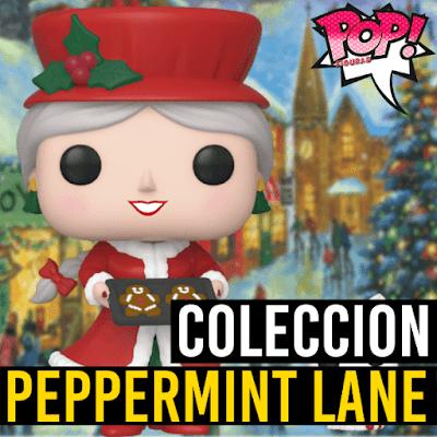 Lista de figuras Funko POP Peppermint Lane