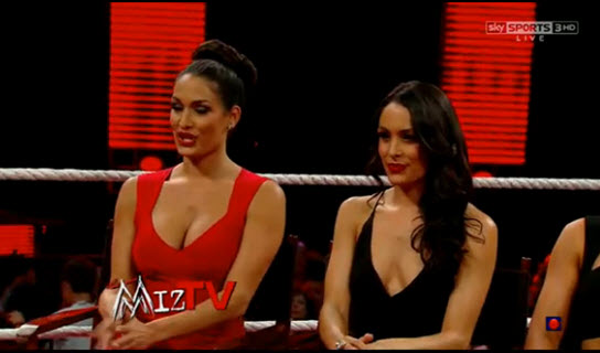 The Bella Twins Im Seeing Only Include One Person
