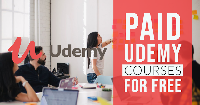 +50 Paid Udemy Courses For Free