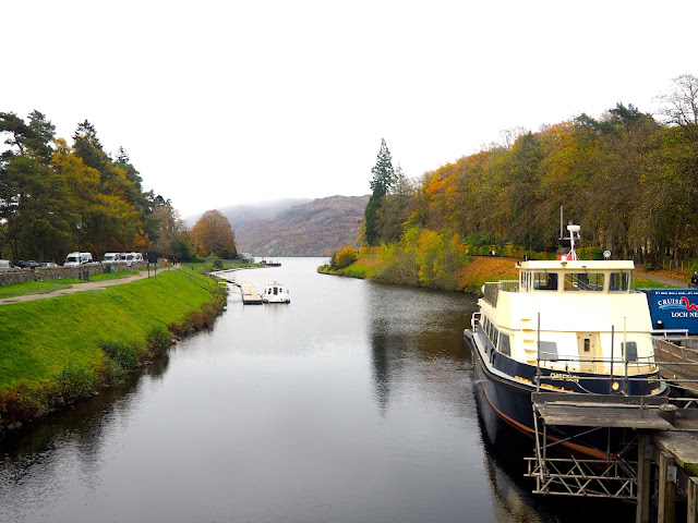 Fort Augustus, Loch Ness, Highlands, Scotland