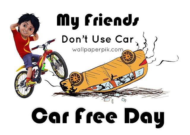 world car free day ka photo download karna
