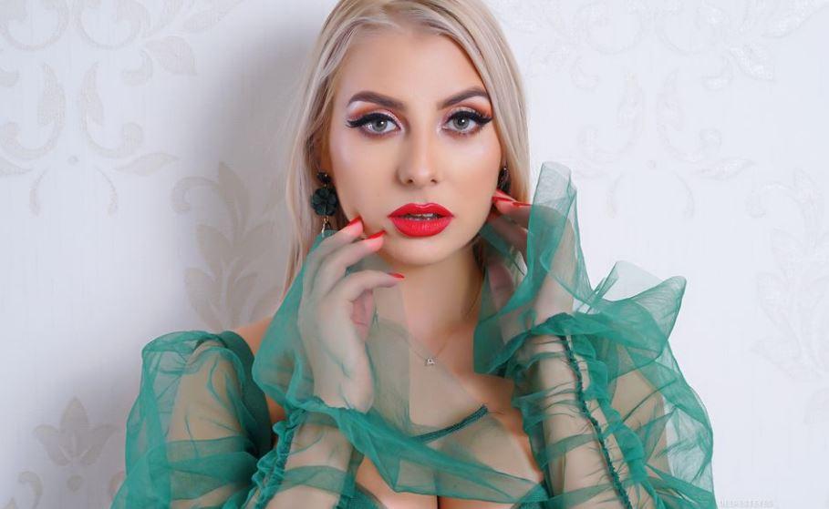 DeepestEyes Model GlamourCams