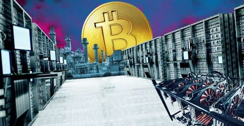 Bitcoin mining just got easier after China crackdown