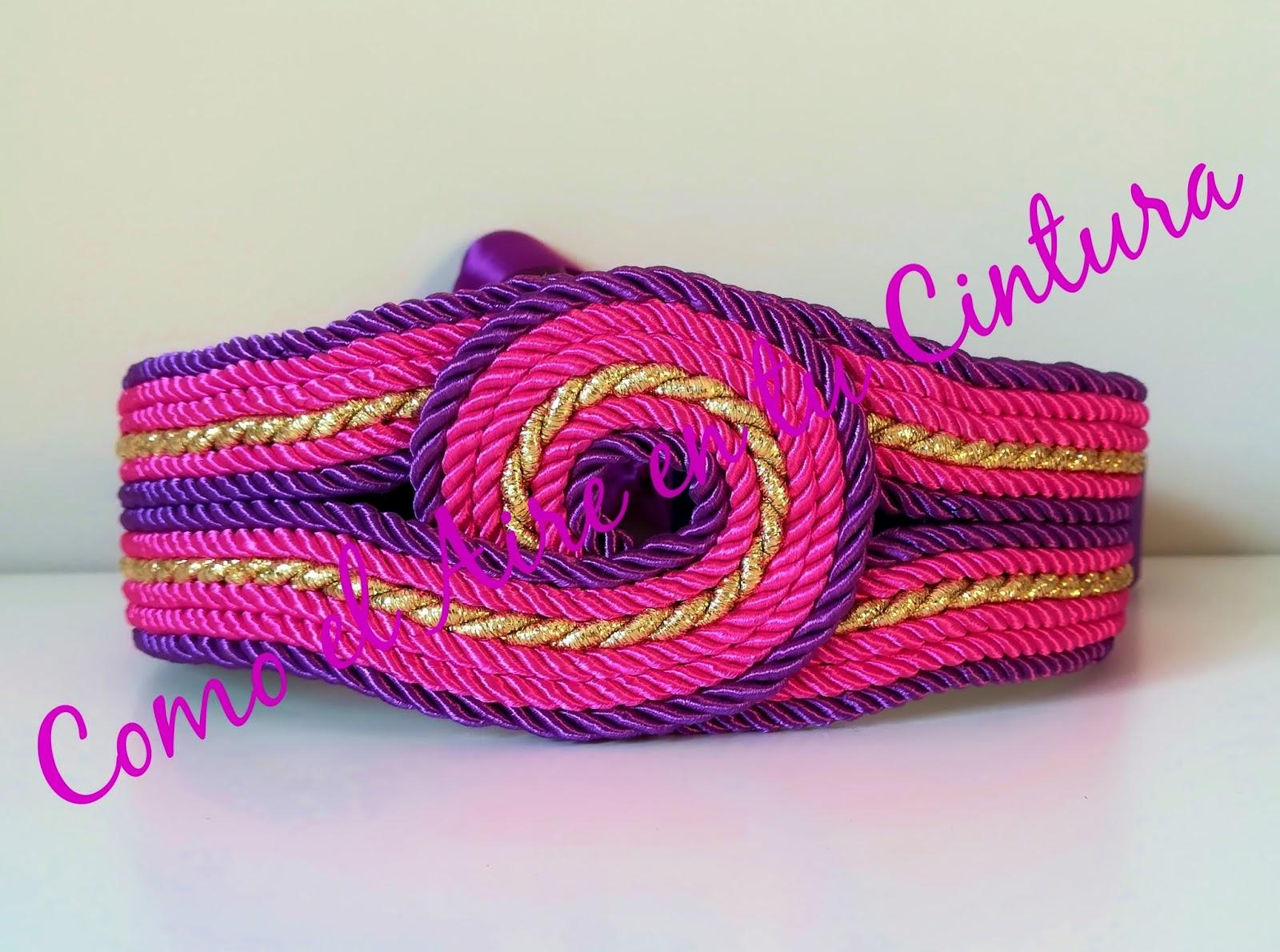 diseño popular renombre mundial oferta especial Mis cinturones de fiesta y bolsos 100% artesanales