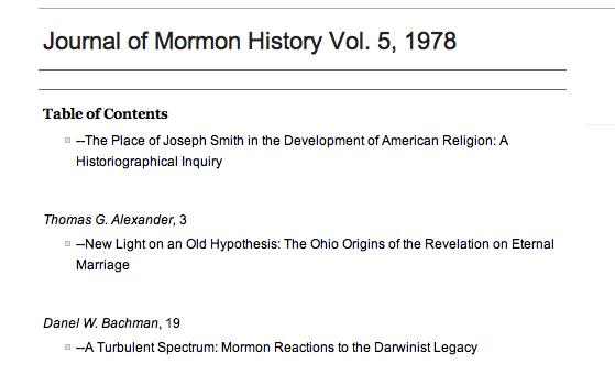bachman thesis polygamy