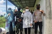 Pantau Program PPKM Skala Mikro di Lombok Barat, Wagub NTB Minta Mantapkan Kampung Sehat
