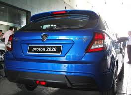 Proton lancar Proton Suprima S