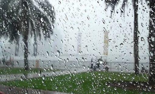 مقاييس التساقطات المطرية المسجلة بالمملكة خلال الـ24 ساعة الأخيرة