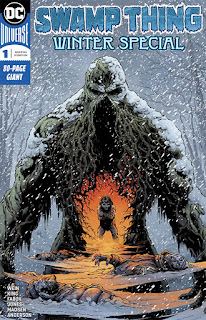 Swamp Thing Winter Special comic book review