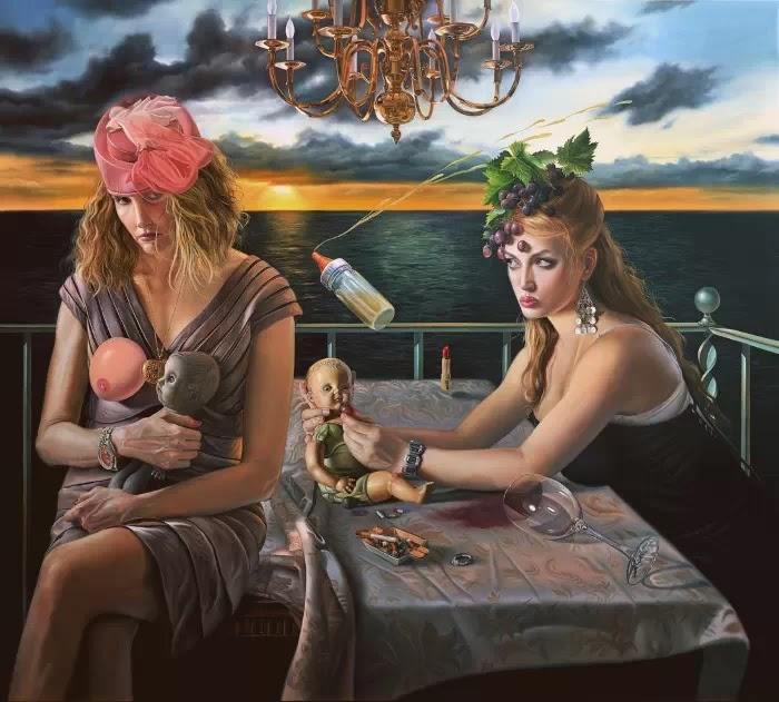 Реализм на краю. David Bowers
