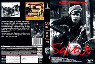 Carátula dvd: Salvaje 1953 - Marlon Brando
