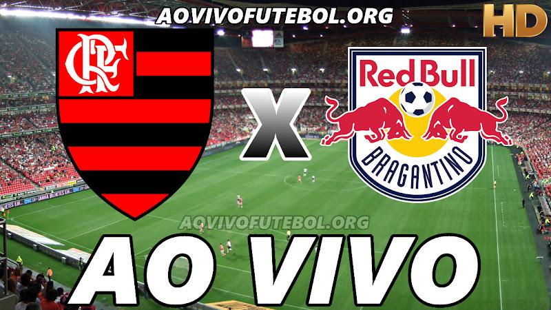 Flamengo x Bragantino Ao Vivo Hoje em HD