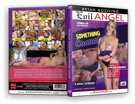 DVD - Hookup Hotshot Something Casual xxx 2019 - ISO